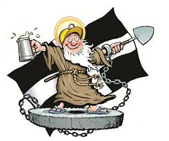 Happy St Pirans Day 5th March